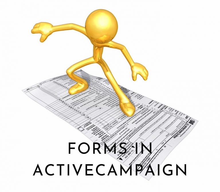 Tech Tool Topic: Forms in ActiveCampaign