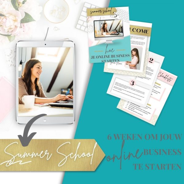 online business summer school